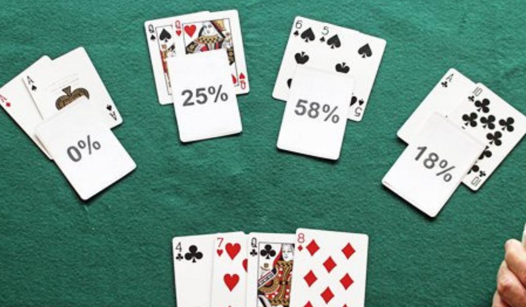 Understanding poker odds