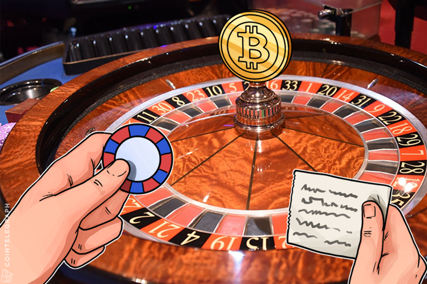 Curious facts you should know about Bitcoin casinos