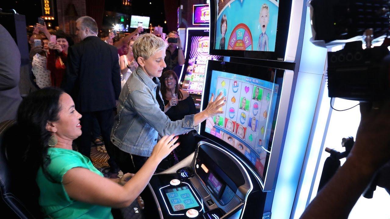 Seniors got crazy about online slots