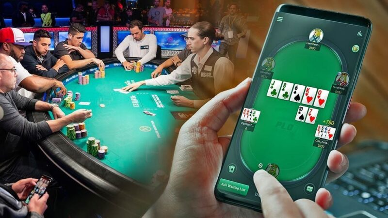 online poker regulation in the States