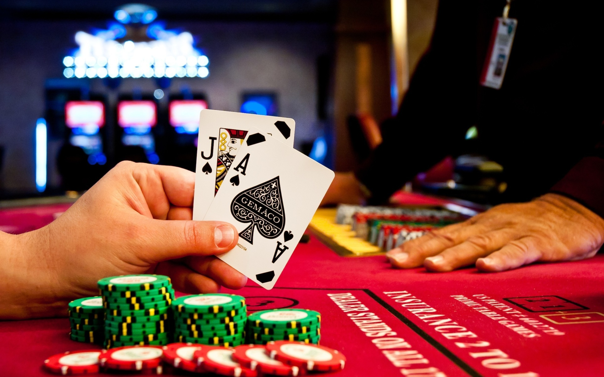 The most suitable activities for the new casino player